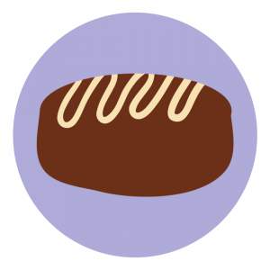Chocolate Fudge Icon